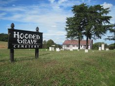 mystery of the Hooded Grave Cemetery