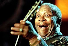 "b.b. king images | Blues-Gitarrist B.B. King mit seiner berühmten Gitarre ""Lucille"""