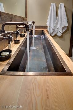Awesome sink with in