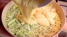 3 RICETTE FACILI E VELOCI CON IL CAVOLO! #402 - YouTube Fun Easy Recipes, Special Recipes, Vegetable Recipes, Vegetarian Recipes, Healthy Recipes, Fast Recipes, Egg Recipes For Breakfast, Brunch Recipes, Veggie Side Dishes