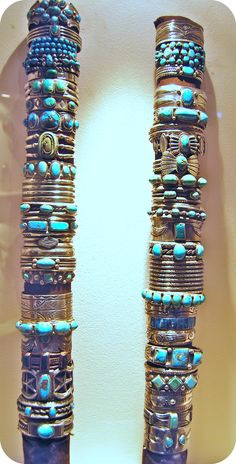 Words cannot describe this bracelet collection.