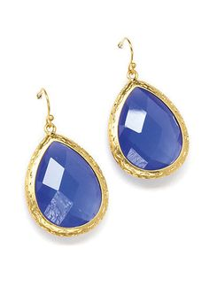 Shop Superbalist for the freshest clothing, accessories & shoes from the best brands. Blue Earrings, Teardrop Earrings, Crystal Earrings, Crystal Jewelry, Dangle Earrings, Neon Accessories, Fashion Accessories, Fantasy Jewelry, Blue Crystals