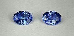 6.0x4.7mm oval Blue Sapphire