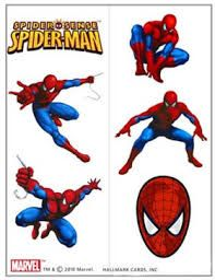 Read my ideas for Superhero party games and activities for a kid's Superhero themed birthday party Spiderman Tattoo, Spiderman Spider, Amazing Spiderman, Superhero Party Activities, Spiderman Party Supplies, Movie Party, Temporary Tattoos, Tattoos For Guys, Marvel