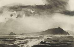 Norman Ackroyd: Blasket, County Kerry