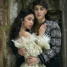 Edward Barber and Maymay Entrata Filipino Girl, Hollywood Dress, Star Magic, Red Riding Hood, All About Fashion, Barber, Fairy Tales, Gowns, Formal Dresses