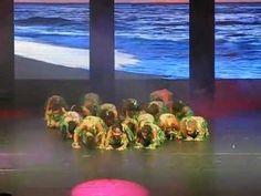 Chunga-Changa dance - YouTube