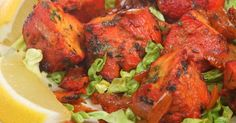 A great curry recipe for cooking tandoori with chicken or fish, with this simple spice mix...