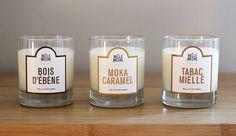 La Belle Mèche : bougies parfumées à tester