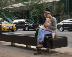 On the Street - West 65th Street, New York | THE STYLESEER
