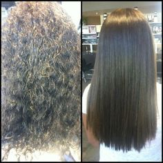 Want to change unruly hair into smooth, shiny hair? Permanent hair straightening treatments can give you the look you desire. Short Curly Weave Hairstyles, Bob Hairstyles For Fine Hair, Curly Hair Styles, Black Hairstyles, Temporary Blonde Hair Dye, Dyed Blonde Hair, Short Sides Haircut, Side Haircut, Very Short Hair
