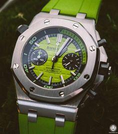 Audemars Piguet Royal Oak Offshore Chronograph Diver