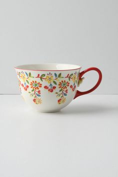 This one has a little flower detail in the handle. So sweet. :) $10 @anthropologie