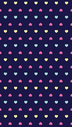 Corazones (Patrón/Pattern)