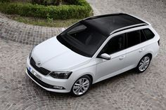 Skoda has reportedly started with the production of the much awaited 2015 Fabia Estate at its production plant in Mladá Boleslav. Speaking - Skoda News at CarTrade Simply Clever, Skoda Fabia Combi, Upcoming Cars, Bike News, Auto News, Automobile Industry, Latest Cars, Car Ins, Volkswagen