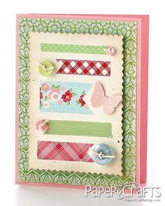 @Amy Nemeth - Paper Crafts magazine