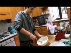 """""""Cheesecake alla Nutella"""" abbiamo realizzato questo Video con Samuele Bombieri, De Guidi Luca e io.... e un Progetto meraviglioso...."""