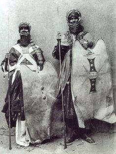Tuareg warriors