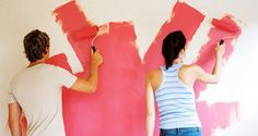 How to Paint an Accent Wall | Homesessive