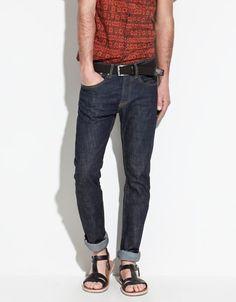 SELVEDGE JEANS - Jeans - Man - ZARA United States