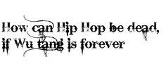 hiphop wu