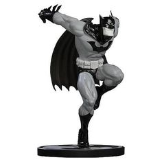 Batman Black and White Ed McGuinness Statue