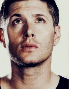 Oh Lord, thank you for making me the hottest man alive.  And please give my fangirls strength to gaze upon my awesome visage without internally combusting. --no such luck Jensen!