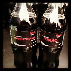 #Corinthians #CocaCola