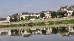 Le port de Chouzé-sur-Loire
