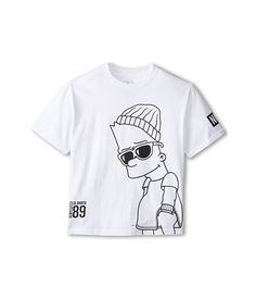 Neff Kids Big Steeze Tee (Big Kids)