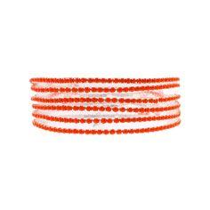 Biba fijne rekbare armbandjes in rood oranje tinten 53521mix17 Friendship Bracelets, Accessories, Jewelry, Jewellery Making, Jewelery, Jewlery, Jewels, Jewerly, Fine Jewelry