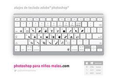 No me toques las Helvéticas | Blog sobre diseño gráfico y comunicación: Atajos de teclado de photoshop