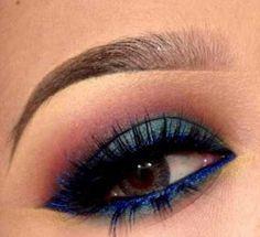 Eye makeuo