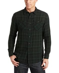 Nautica Jeans Men`s Overdyed Buffalo Shirt $23.54 - $24.25