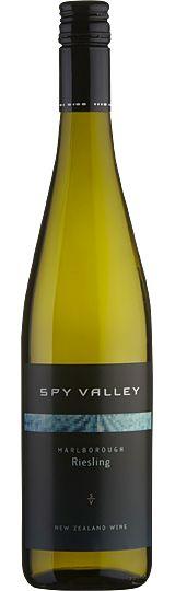 Spy Valley Riesling 2011 bottle