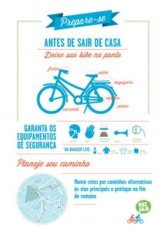 Bicicleta -- Prepare-se: antes de sair de casa