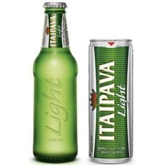 New Itaipava Light - Cervejaria Petrópolis, Brazil - #beer