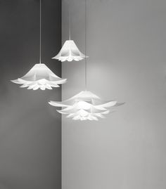 Almost floating Norm06 from Normann Copenhagen * Shock of the Lighting * The Inner Interiorista