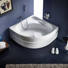 Για ένα λειτουργικό και κομψό μπάνιο επιλέγουμε γωνιακή μπανιέρα.  Βρείτε την Sirene Modena με ένα click