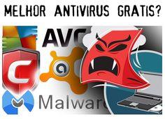 Comparação melhores AntiVírus Gratuitos - Blog do Robson dos Anjos