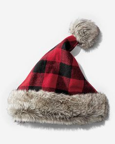 6b906e5ae62d6 Santa Hat. Great gag gift or silly Christmas gift! Cozy