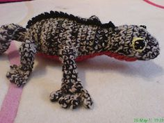Alpine Newt  1500 Free Amigurumi Patterns: Animal