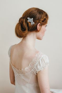 Primrose Bobby Pin by Jennifer Behr
