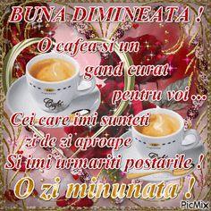 Afbeelding: Buna dimineata pentru voi ! - PicMix Signs, Google, Rome, Shop Signs, Sign