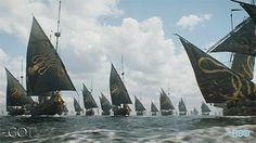 Ironborn fleet