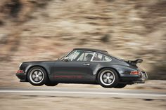Singer Vehicle Design restores and modifies existing Porsche automobiles. This is restoration number 11 and right hand drive.