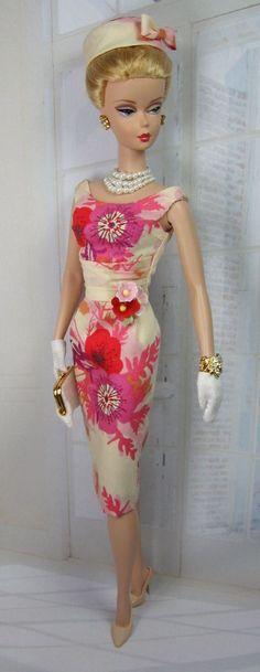 Liberty Love for Silkstone Barbie.: