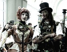 What Is This Steampunk of Which You Speak? (Steampunk - Diana Diehl Presents Steampunk Cosplay, Viktorianischer Steampunk, Steampunk Circus, Steampunk Design, Steampunk Fashion, Steampunk Crafts, Steampunk Clothing, Bioshock, Wild West