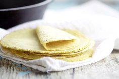 Soft, fresh Homemade Corn Tortillas are easy to make with just 2 ingredients and makes taco night even more delicious. A recipe that all home cooks…