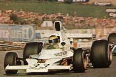 David Hobbs Yardley Mclaren 1974